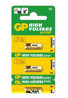 GP 29A Car Alarm Batteries