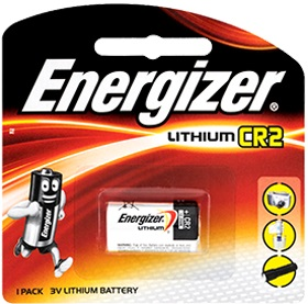 Energizer Lithium CR2 Battery 1 Piece Pack