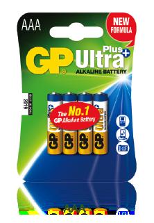 GP Ultra Plus Alkaline AAA