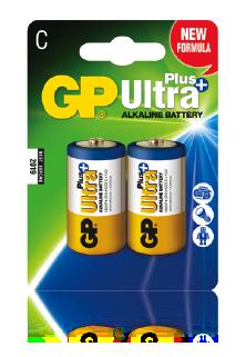 GP Ultra Plus Alkaline C