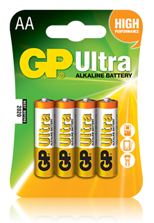 GP Ultra Alkaline AA