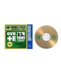 Maxell DVD+R Double Layer 8.5GB