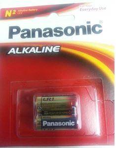 Panasonic Alkaline N LR1