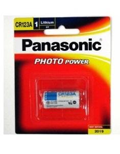 Panasonic CR123A 3V