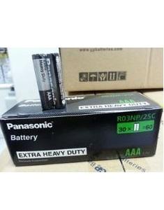 Panasonic Extra Heavy Duty AAA