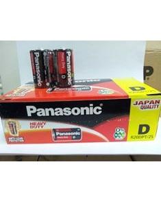 Panasonic Heavy Duty Size D