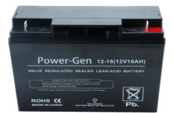 Power-Gen Seal Lead Acid 12V 18AH
