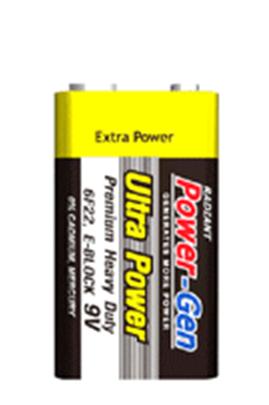 Power-Gen Ultra Power 9V 6F22