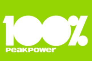 100% Peak Power